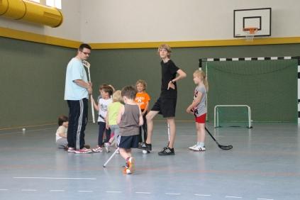 Floorball Minis 064